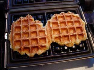 Liège waffles : Photo of step #6