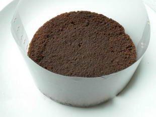 Gâteau de la forêt noire : Photo de l'étape 6