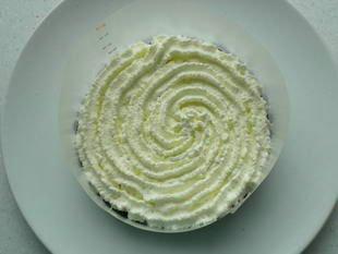 Gâteau de la forêt noire : Photo de l'étape 8