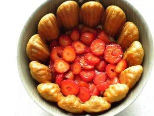 Charlotte aux fraises : Photo de l'étape 9