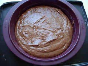 Gâteau au chocolat de Nanou : Photo de l'étape 17