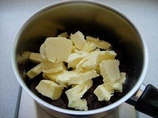 Gâteau au chocolat de Nanou : Photo de l'étape 2