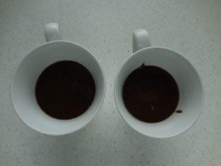 Mug-cake au chocolat : Photo de l'étape 7