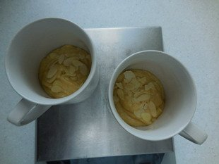 Mug-cake aux amandes pour Marie : Photo de l'étape 4