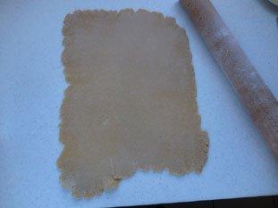 Flan pâtissier à la pistache : Photo de l'étape 1
