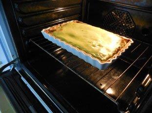 Flan pâtissier à la pistache : Photo de l'étape 13