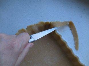 Flan pâtissier à la pistache : Photo de l'étape 5