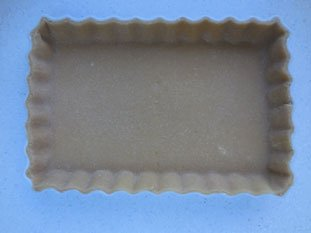 Flan pâtissier à la pistache : Photo de l'étape 6
