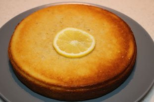 Moist Lemon Cake : Photo of step #9