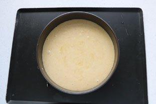 Gâteau de saint Jacques : Photo de l'étape 4