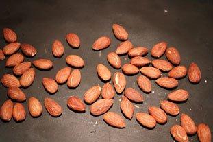 Flan croustillant pistache-amandes-abricots : Photo de l'étape 10