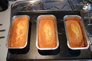 gâteau pâte cuite