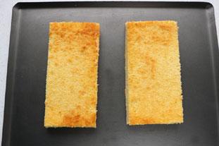 Omelette norvégienne : Photo de l'étape 2