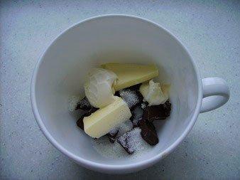 Muffins au chocolat : Photo de l'étape 2