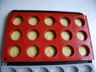 Muffins au chocolat : Photo de l'étape 4