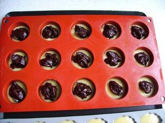 Muffins au chocolat : Photo de l'étape 5