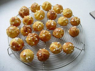 Chouquettes : Photo de l'étape 7