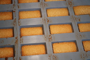 Financiers : Photo of step #10