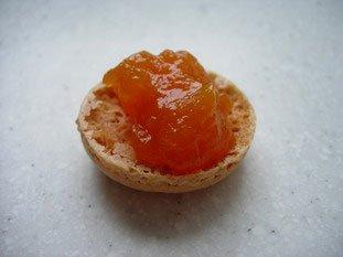 Garnitures pour macarons : Photo de l'étape 4