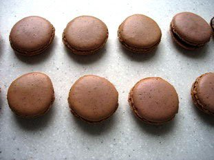 Macarons (the original French macaroons)  : Photo of step #23
