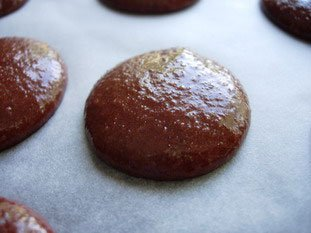 Macarons (the original French macaroons)  : Photo of step #13