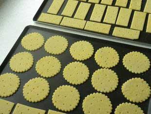 """Biscuits au chocolat """"comme des BN"""" : Photo de l'étape 5"""