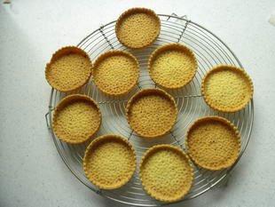 Tartelettes au citron vert : Photo de l'étape 2