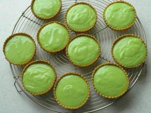 Tartelettes au citron vert : Photo de l'étape 4