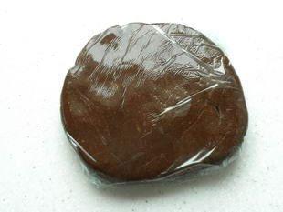 Sablés chocolat-thé Matcha : Photo de l'étape 4