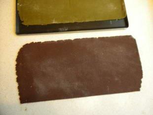 Sablés chocolat-thé Matcha : Photo de l'étape 7