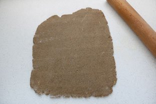 Sablés à la farine de sarrasin : Photo de l'étape 4