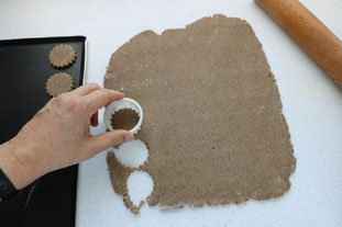 Sablés à la farine de sarrasin : Photo de l'étape 5