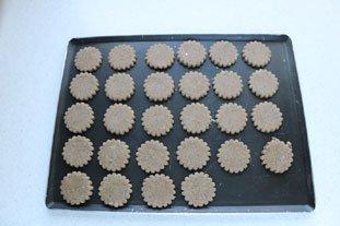 Sablés à la farine de sarrasin : Photo de l'étape 6