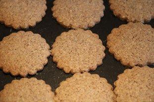 Sablés à la farine de sarrasin : Photo de l'étape 7
