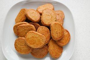 Sablés à la farine torréfiée : Photo de l'étape 9