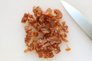 Moelleux aux marrons : Photo de l'étape 4