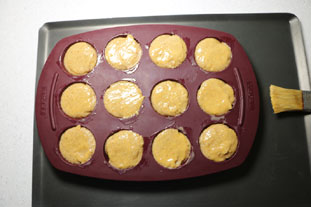 Moelleux aux marrons : Photo de l'étape 7