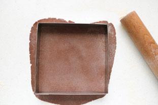 Barres chocolatées aux céréales : Photo de l'étape 1