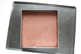 Barres chocolatées aux céréales : Photo de l'étape 2