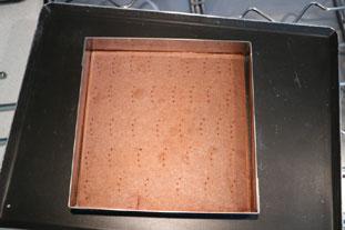 Barres chocolatées aux céréales : Photo de l'étape 3