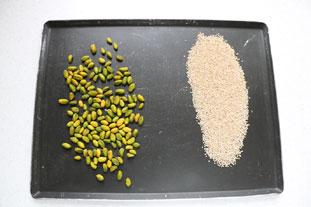 Barres chocolatées aux céréales : Photo de l'étape 4