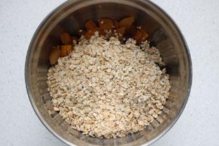 Barres chocolatées aux céréales : Photo de l'étape 6
