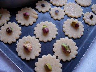 Tarte aux abricots et amandes : Photo de l'étape 2