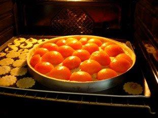 Tarte aux abricots et amandes : Photo de l'étape 6