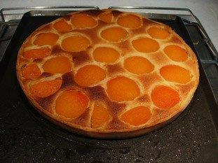 Tarte aux abricots et amandes : Photo de l'étape 7