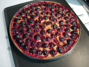 Plum tart : Photo of step #8