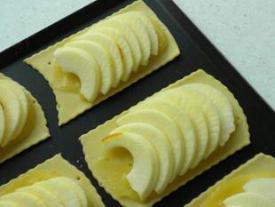 Semelle aux pommes : Photo de l'étape 3