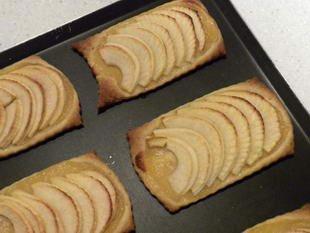 Semelle aux pommes : Photo de l'étape 4