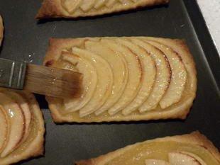 Semelle aux pommes : Photo de l'étape 5