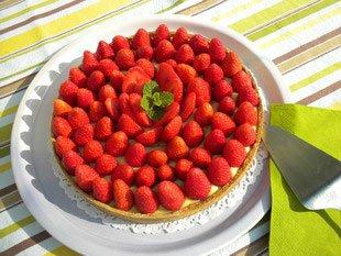 Tarte aux fraises : Photo de l'étape 7